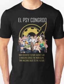 Steins;Gate Psy Congroo T-Shirt