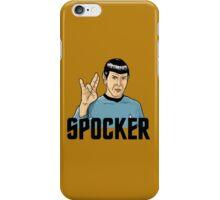The Spocker iPhone Case/Skin