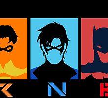 Batman - The Crew by Glixio
