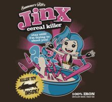 Jinx Cereal Killer by nigiart