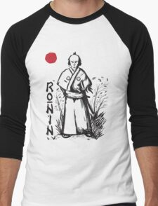 Ronin Men's Baseball ¾ T-Shirt