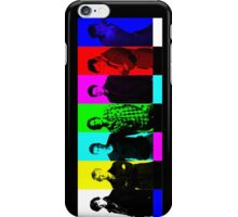 SuperWhoLock TV Color Screen iPhone Case/Skin