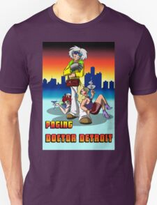 Paging Doctor Detroit T-Shirt