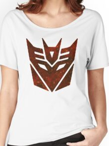 Red Galaxy - Decepticon Women's Relaxed Fit T-Shirt