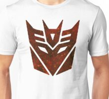 Red Galaxy - Decepticon Unisex T-Shirt
