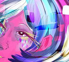 Digital Portrait  by JenslyBaez