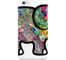 Trippy Elephant iPhone Case/Skin