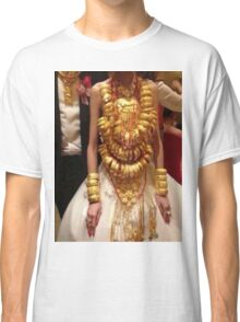 Asian Traditional Culture - wedding Classic T-Shirt