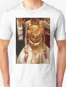 Asian Traditional Culture - wedding Unisex T-Shirt
