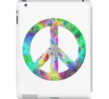 Peace Sign Trippy Hippie iPad Case/Skin