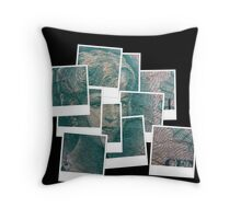 Foreign banknote Throw Pillow