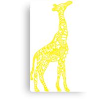 standd_tall Canvas Print