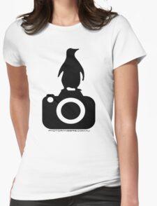Photo Rangers Penguin TShirt Womens Fitted T-Shirt