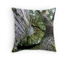 Haldir's Roost too Throw Pillow