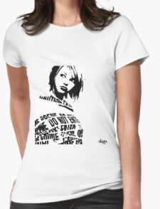 Dgz Womens Fitted T-Shirt