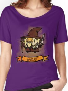 Bouncy Gandalf Women's Relaxed Fit T-Shirt