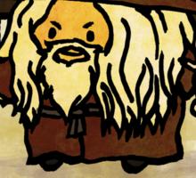 Bouncy Gandalf Sticker