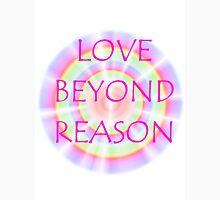 Love beyond reason Mens V-Neck T-Shirt
