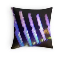 Sculpture-Perth-Western Australia Throw Pillow