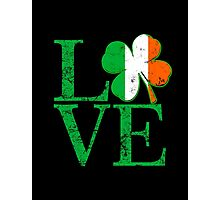 Irish Love Photographic Print