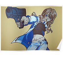 Gunner Girl Poster