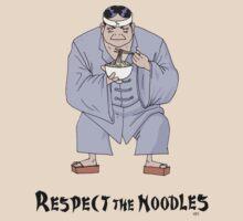 Respect the Noodles T-Shirt