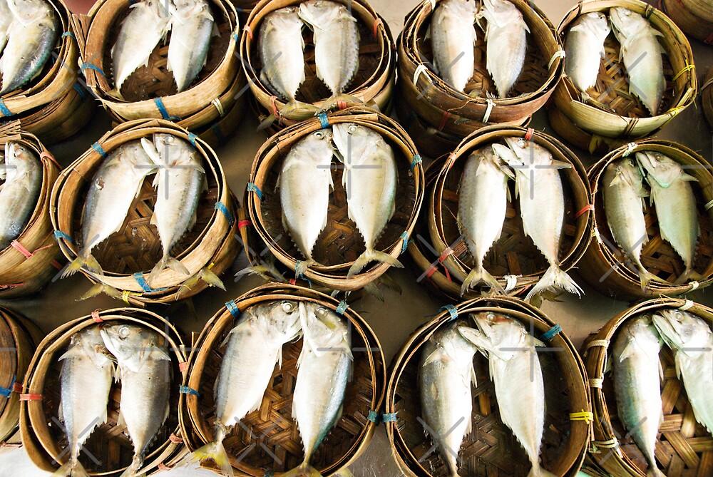 Steamed fish by Juha Sompinmäki
