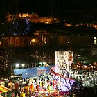 New Year and Christmas in Edinburgh by Linda More