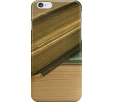 Old Green Hymnal iPhone Case/Skin