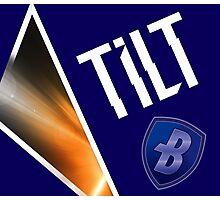 Tilt (Bluecoats 2014) Photographic Print