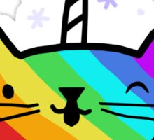 I Am Caticorn Sticker