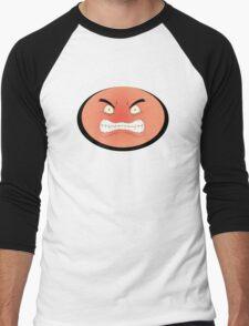 CALM DOWN Men's Baseball ¾ T-Shirt