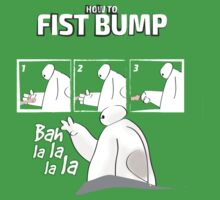 How to fist bump! Kids Clothes