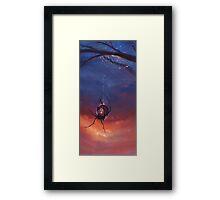 Arachlight Framed Print