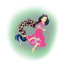 Rapunzel, undefined by Banarn