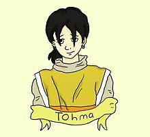 Tohma by treblemakeranna