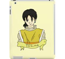 Tohma iPad Case/Skin
