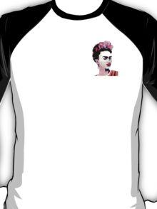 Geometric Frida Kahlo T-Shirt