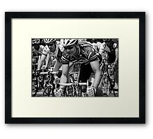 Pack Framed Print