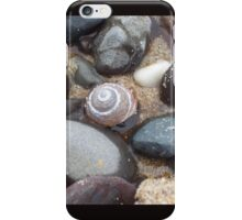The Snail and the Pebbles iPhone Case/Skin