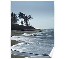 Soothing Beach Poster