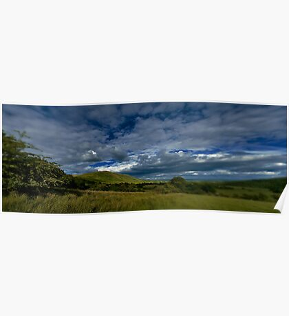 Campsie View Panorama Poster