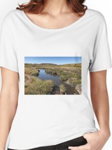 Rambling River, Kosciuszko NP Women's Relaxed Fit T-Shirt