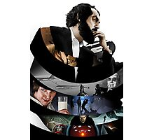 Stanley Kubrick Photographic Print