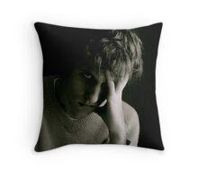 a hard days night Throw Pillow