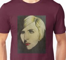 portrait of Blond Unisex T-Shirt