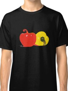 Peppers Graphic Classic T-Shirt
