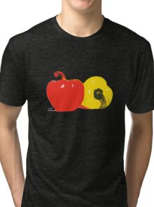 Peppers Graphic Tri-blend T-Shirt