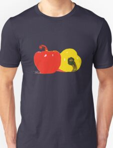 Peppers Graphic Unisex T-Shirt