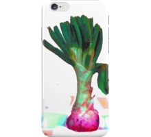 Lovely Leek iPhone Case/Skin